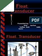 Float Transister Presentation