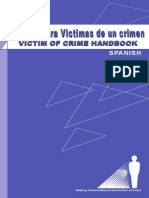 Canada Victims of Crime Handbook -Spanish