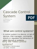 Cascade Control System