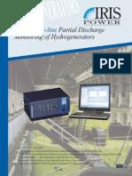 IrisPower PDA IV