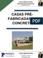 Casas Pré-Fabricadas de Concreto
