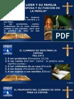 La Esposa y Su Funcion en La Familia - 18.03.15