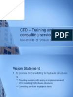 CFD – Training and Consulting Services