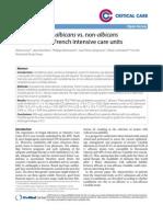 Albican vs Non Albican Candidemia