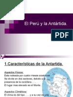 El Perú y La Antártida Terminado.