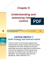 Isa understanding and assessing internal control