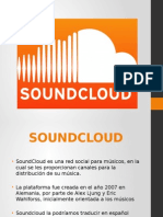 Soun Cloud presentacion