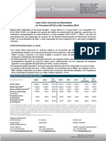 Reporte de Resultados Clarín