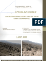 Centro de Interpretacion y Land Art. Corregido