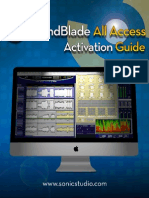 All Access Activation Guide