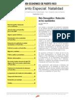 Resumen Económico - Septiembre 2013 - Suplemento Especial - Nacimientos 2013-1