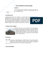30 Terms Related to Steel Design