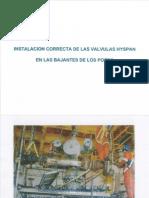 INSTALACION DE VALVULA HYSPAN.pdf