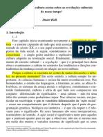 Texto Stuart Centralidadecultura