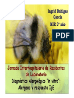 3.- Diagnostico in Vitro, Alergenos