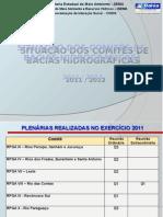 SITUAÇÃO DOS COMITÊS DE BH-20112012 vs 21mar12.pptx