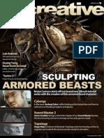3DCreative Magazine Issue 077 January 2012