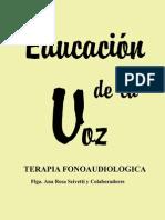 Educación voz
