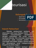 Kelompok 9 (Pasteurisasi)