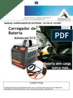 Manual Carregador de Bateria