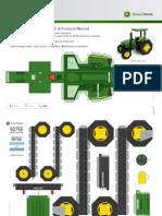 John Deere Tractor 5075e