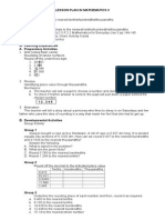 Rounding Decimals - LESSON PLAN