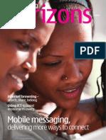 Expanding Horizons Q1 2010