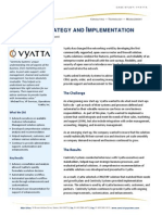 Case Study Vyatta Customer Information Management