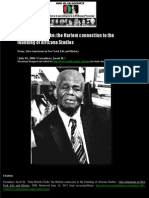 57844349 John Henrik Clarke the Harlem Connection to the Founding of Africana Studies Carruthers Jacob H