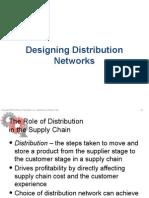 Designing Distribution Networks
