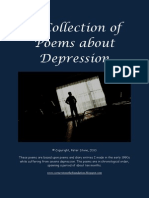 A Collection of Poems -About Depression