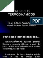 DIAGRAMA PROCESOS-TERMODINAMICOS