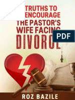 ebook 5 truths to encourage the pastors wife facing divorce