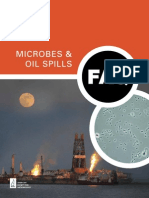 Microbes and Oil Spills