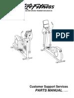 LifeFitness 95X-02_ACJ100000_Parts_List
