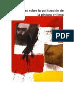 Problemas Sobre La Politización de La Pintura Chilena