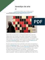 Adiós Al Estereotipo de Arte Colombiano