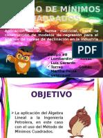 Algebra Presentacion