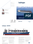 Sea Dragon 2300 Teu Container Feeder