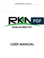 RikoMagic 802 140801_IIIS,IV User Manual