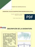 Presentacion Analisis de Estructuras de Edificios