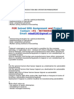 Solved-Mba0044-MBA-Assignment