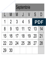 Septembrie 2014