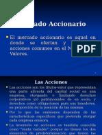 Mercado Accionario