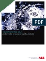 1SBC125046B0301_Automate Programmable AC500