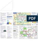 Travelling Around London map City Guide