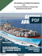 Economía Internacional. Gestión Aduanera.
