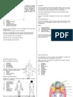 ED - Ossos , Articulações e Introdução