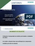 06 - Furnas - Treinamento 3ap3 Fi 550 Kv - Montagem