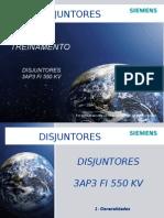 01 - Furnas - Treinamento 3ap3 Fi 550 Kv